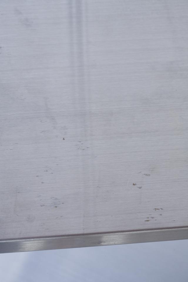 無印良品の「ステンレスユニットシェルフ・ステンレス棚セット・中」-06