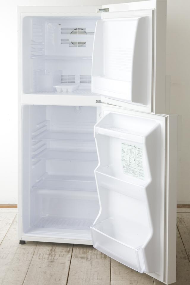 無印良品の電気冷蔵庫「AMJ-14D」-05