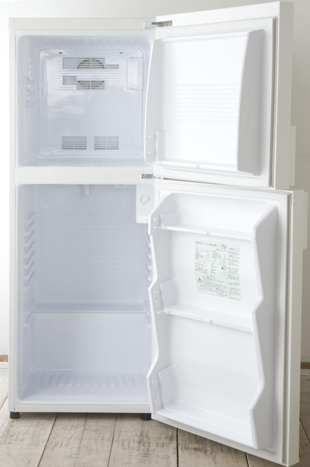 無印良品の電気冷蔵庫「AMJ-14D」-06