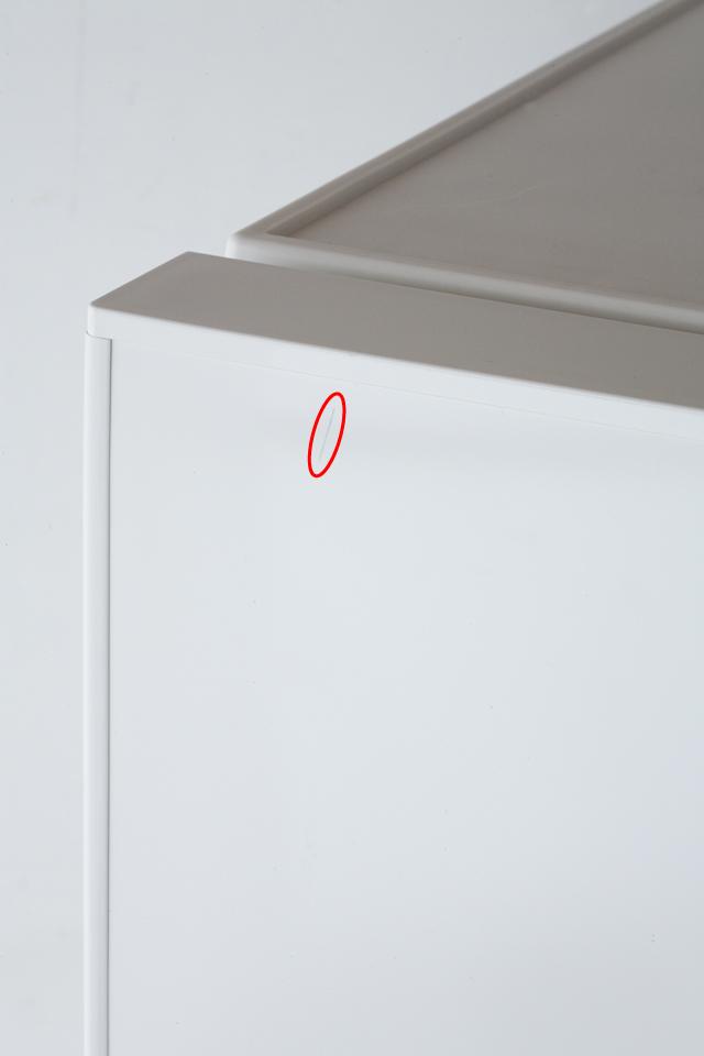 無印良品の電気冷蔵庫「AMJ-14D」-08a