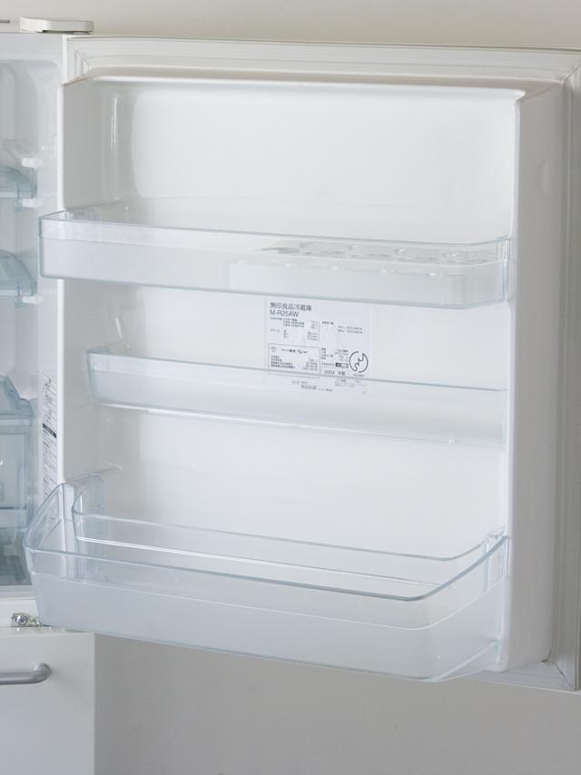 無印良品「電気冷蔵庫|M-R25AW」-15