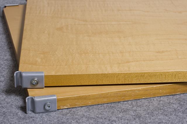 無印良品「スチールユニットシェルフ用・ボックス付セット」-09