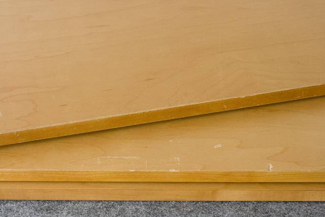 無印良品「スチールユニットシェルフ・メープル材棚セット」-09