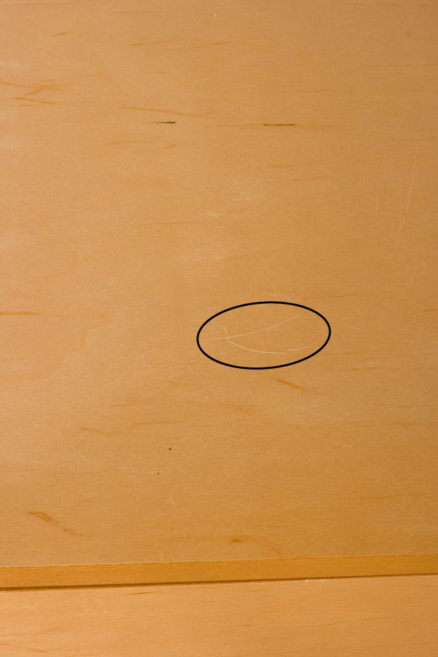 無印良品「スチールユニットシェルフ・メープル棚ワードローブセット」-05a