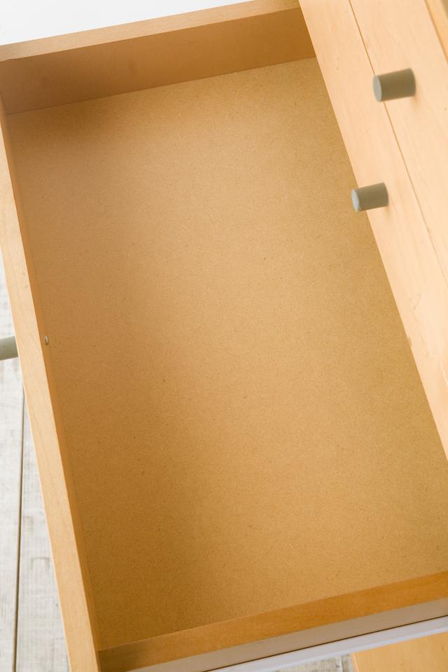 無印良品「スチールユニットシェルフ・メープル棚ワードローブセット」-10