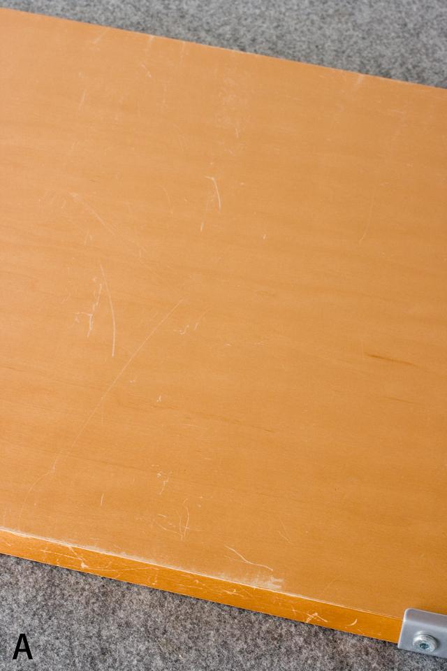 無印良品「スチールユニットシェルフ・メープル棚ワードローブセット」-15a