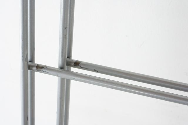 無印良品「スチールユニットシェルフ・メープル棚ワードローブセット」-17