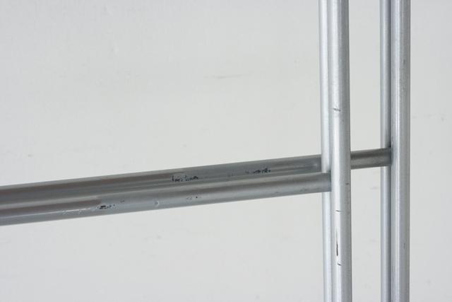 無印良品「スチールユニットシェルフ・メープル棚ワードローブセット」-19