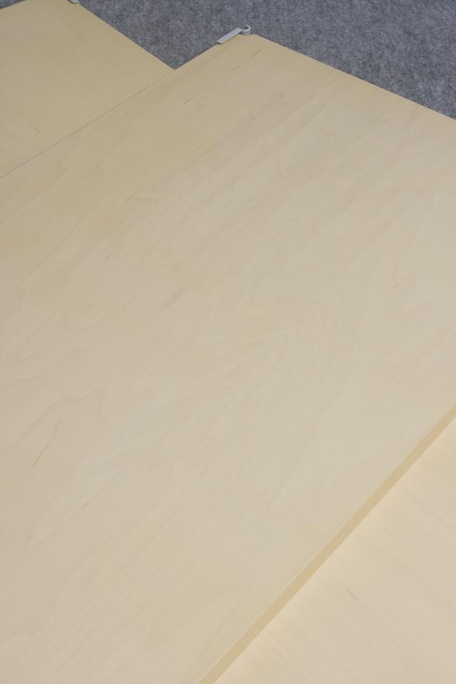 無印良品「スチールユニットシェルフ・木製棚セット・ワイド大・グレー」-04