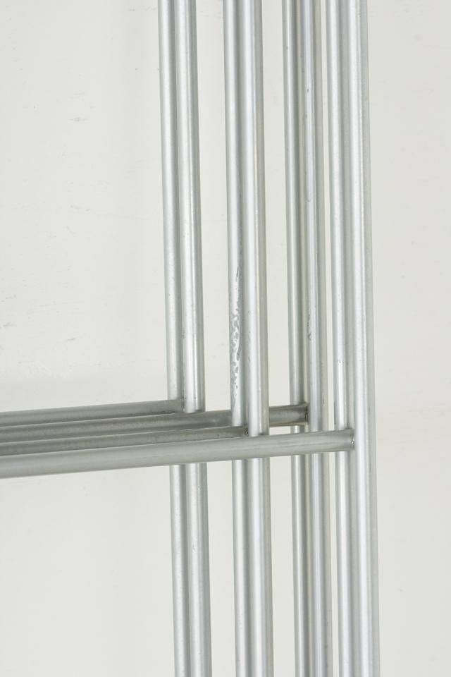 無印良品「スチールユニットシェルフ・メープル材棚セット」0h120-12