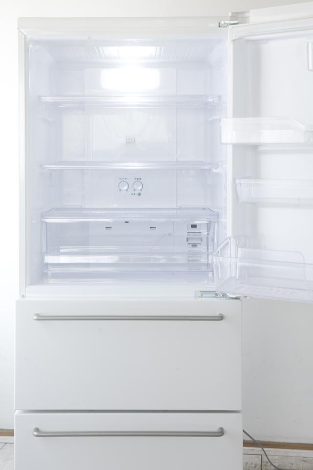 無印良品「ノンフロン電気冷蔵庫・270L|MJ-R27A」-05