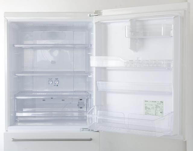 無印良品「ノンフロン電気冷蔵庫・270L|MJ-R27A」-06