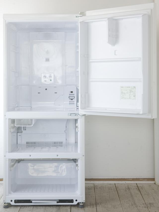無印良品「ノンフロン電気冷蔵庫・270L|MJ-R27A」-12