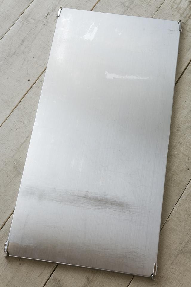無印良品「ステンレスユニットシェルフ・ステンレス棚セット・ワイド・大」-04